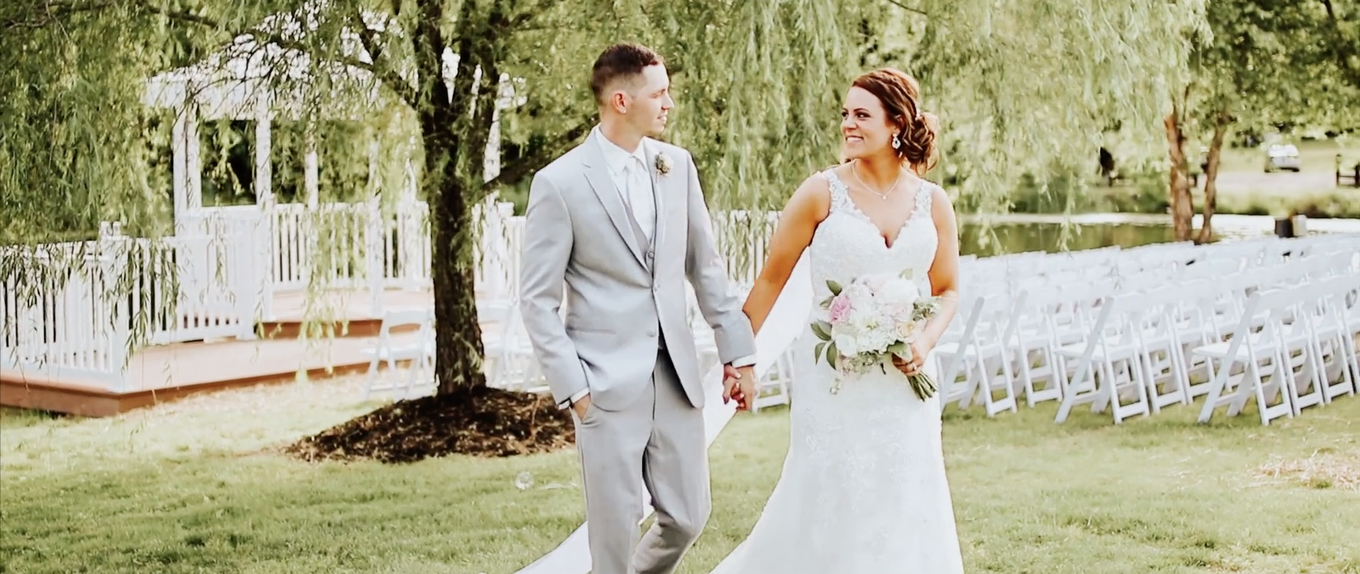 wedding videographer in Bountiful and Virginia
